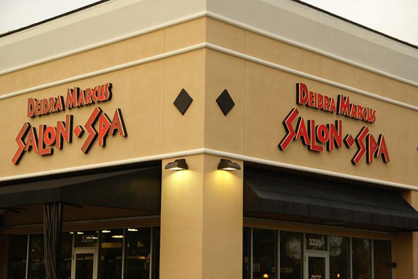 Deidra Marcus Salon & Spa Location Address
